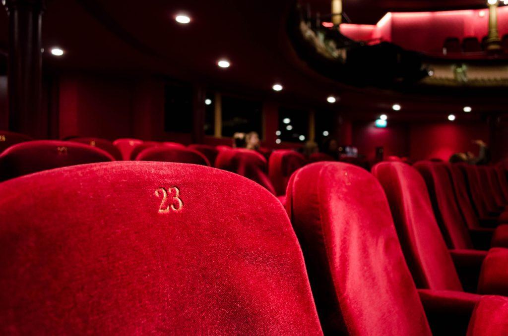 sala cinema affitto