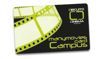 many movies campus